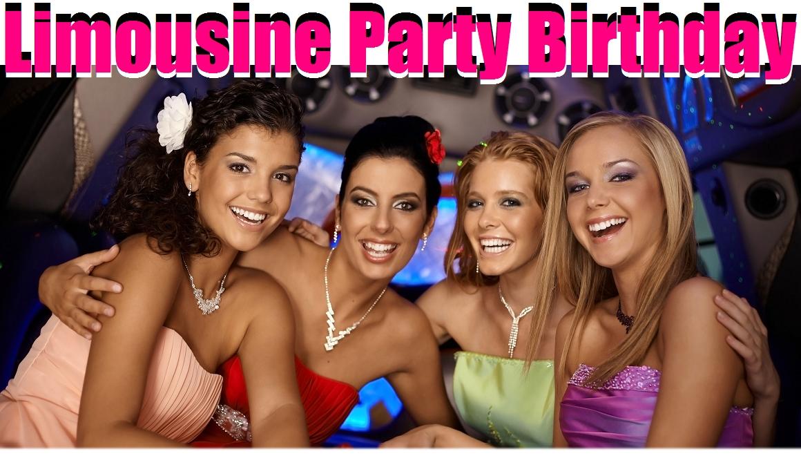 リムジンパーティー誕生日が気軽に楽しめる最新誕生日パーティー
