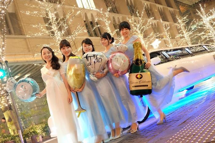 c11126af8f4cc リムジン+特殊撮影付バチェロレッテパーティー東京予約32