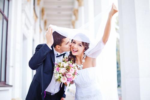 結婚式リムジン