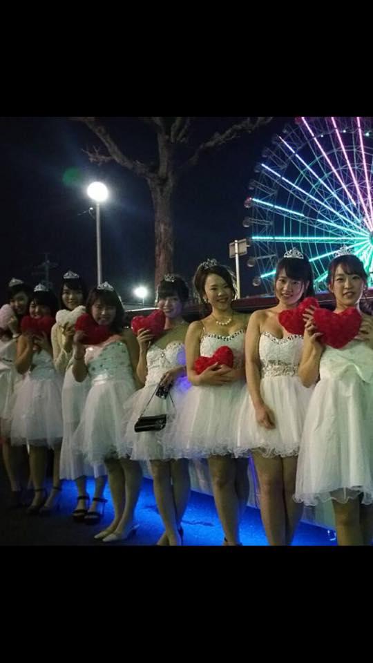 リムジン女子会名古屋 (2)