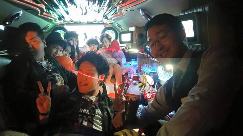 リムジンパーティー名古屋
