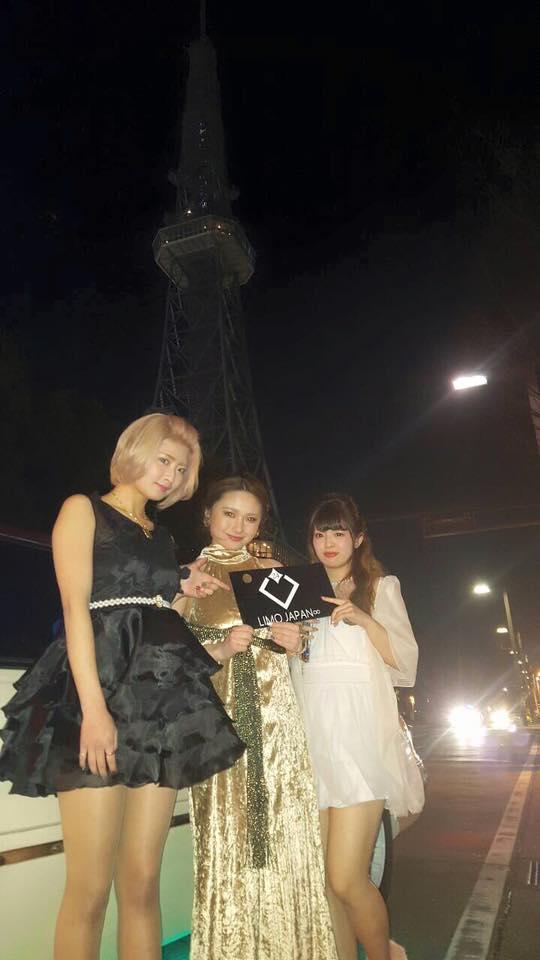 リムジン女子会名古屋 (3)