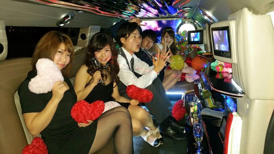 リムジン女子会大阪 (3)