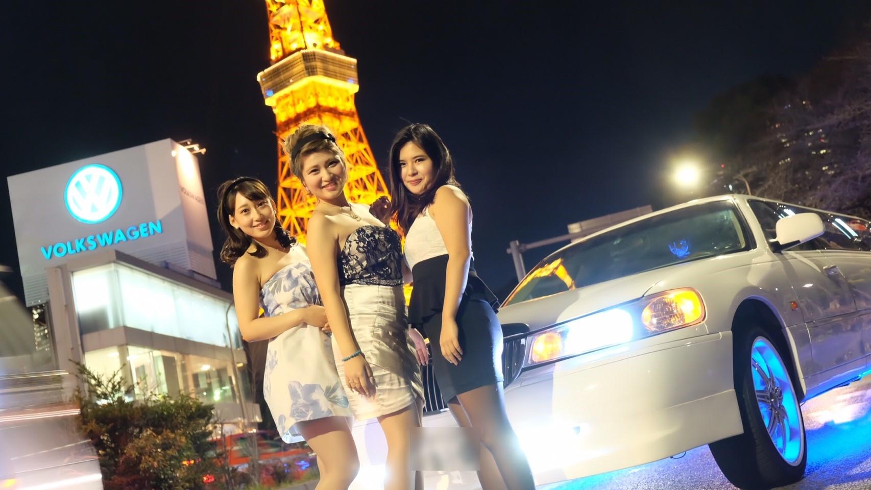 東京タワー リムジンパーティー