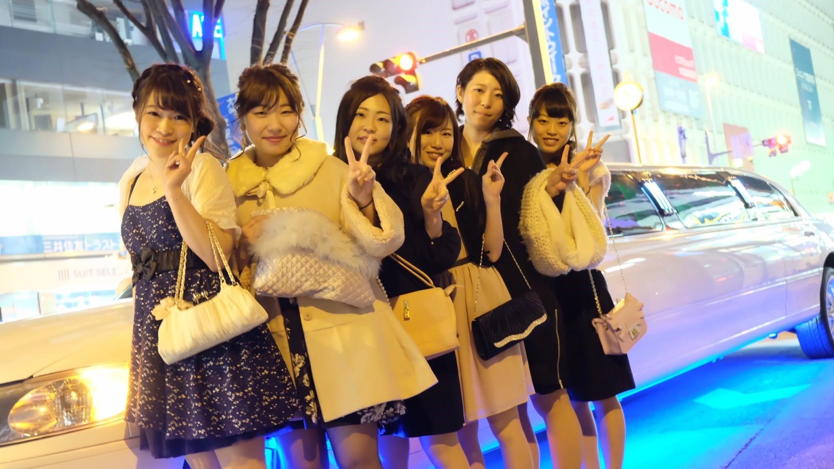 大宮駅から女子会スタート