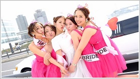 東京の口コミでおすすめのリムジン女子会が120分23000円。SNSランキング2位の女子会です。東京でリムジン女子会を格安の値段で探すならおすすめのリムジン女子会プラン