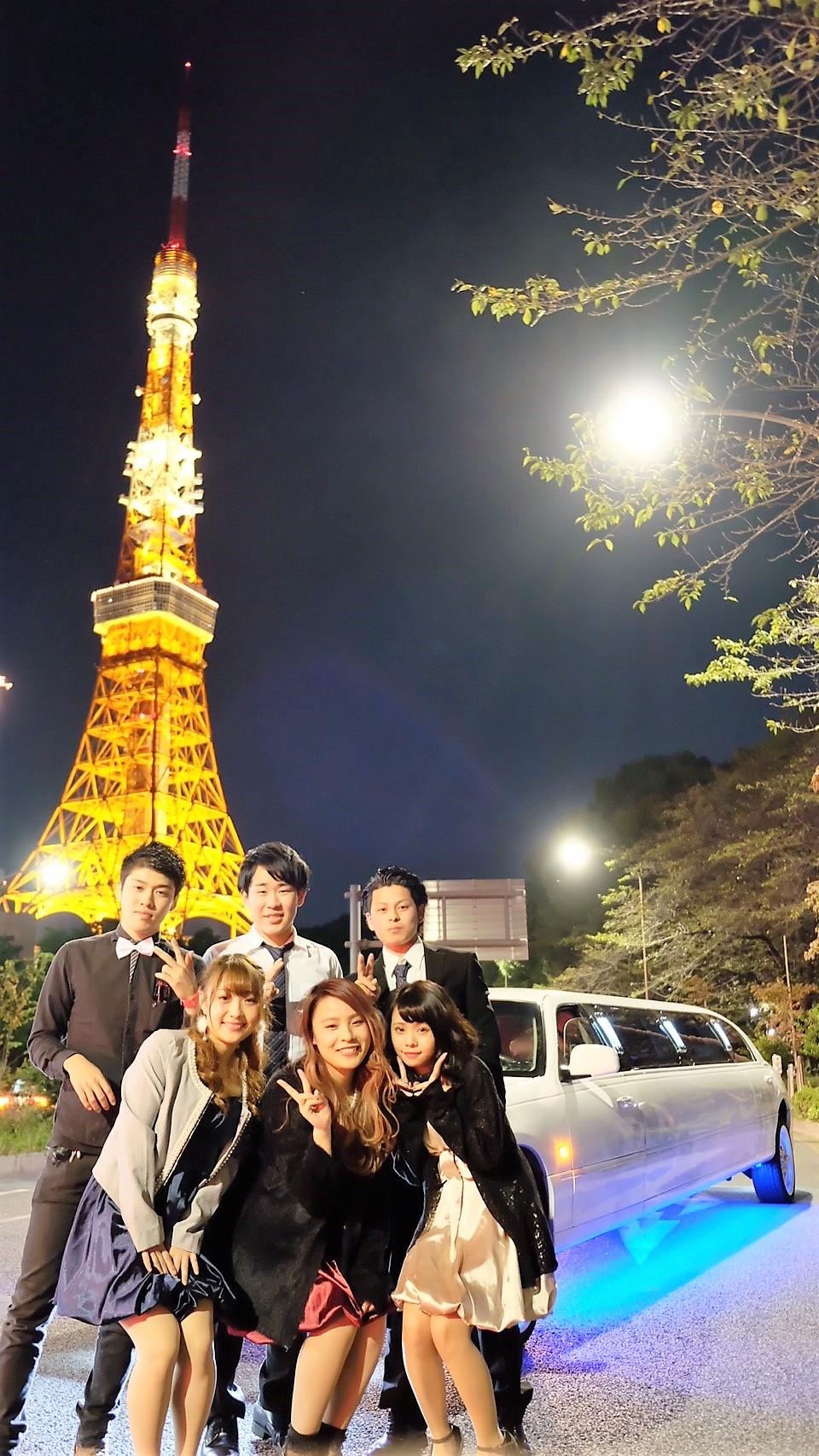 撮影東京タワーメモリアル12時