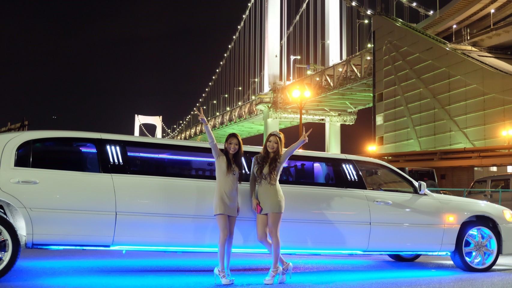 東京観光するならレインボーブリッジ