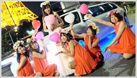 リムジン女子会が東京で格安で利用できる13時間プランの紹介。女子会パーティーや結婚式でリムジンはおすすめです。リムジン女子会を格安でするならLIMO JAPANがおすすめ