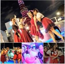 リムジンパーティーするならLIMO JAPAN∞
