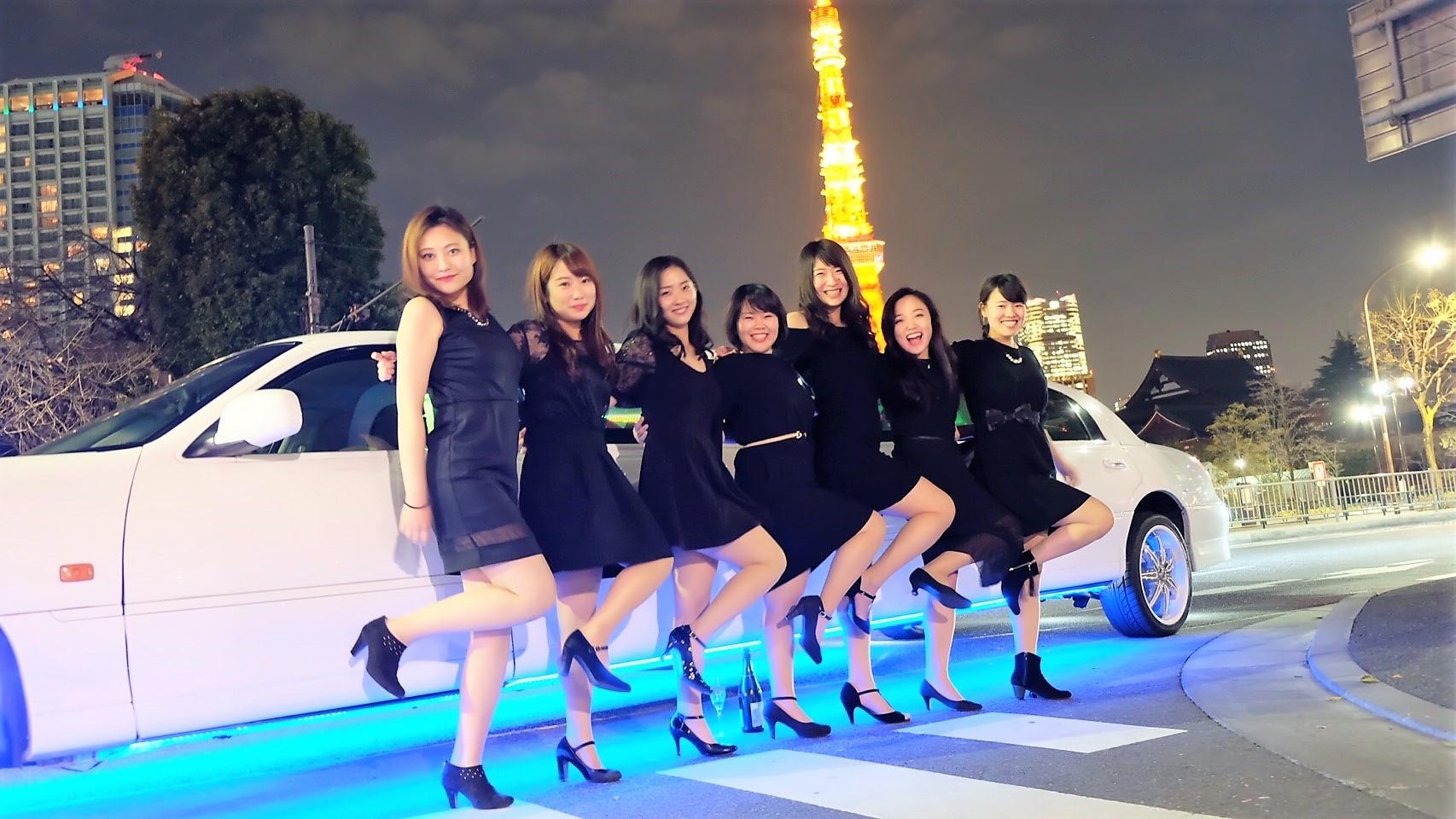 東京の杉並区でリムジンレンタルするならLIMO JAPAN∞