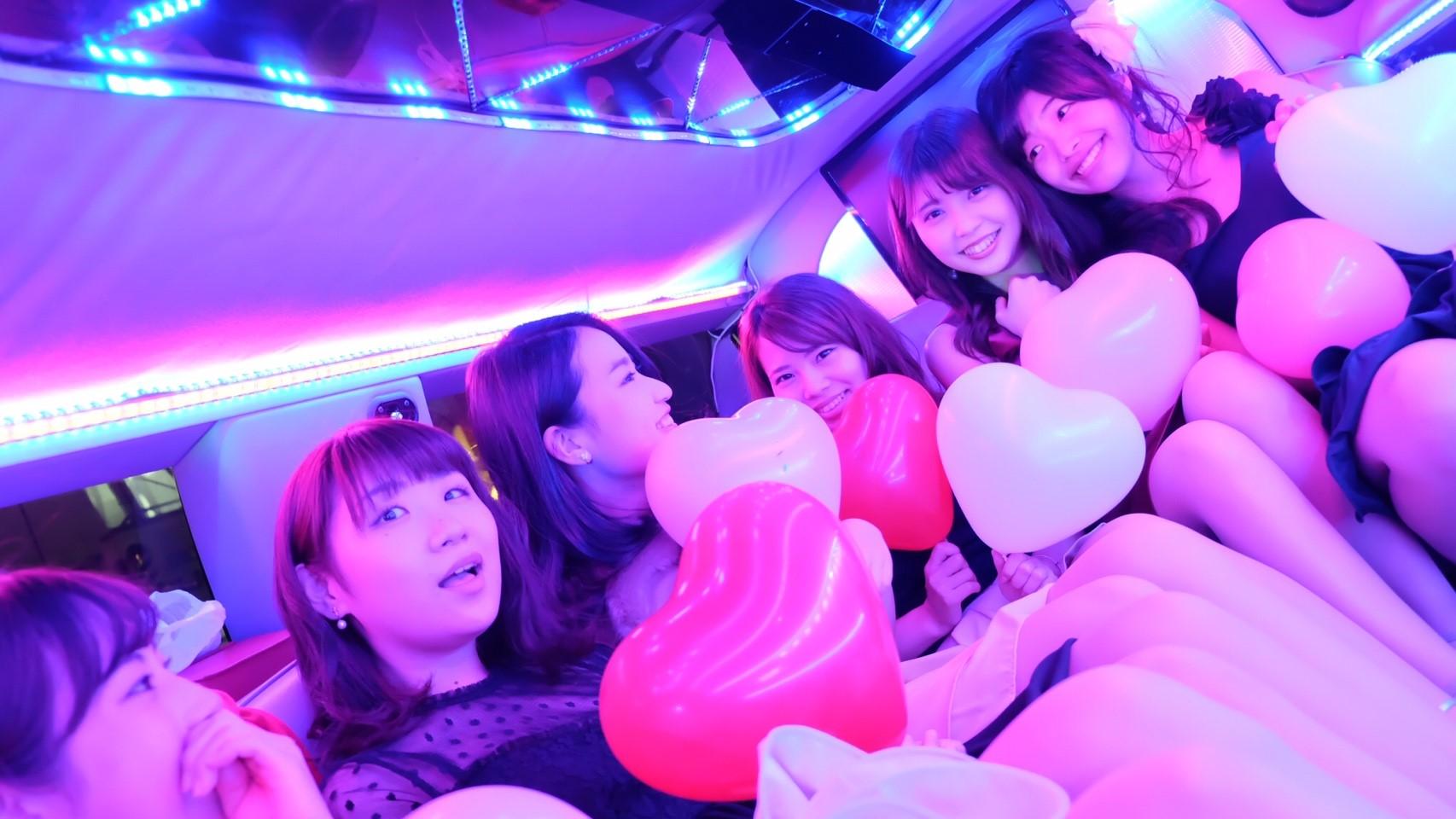 リムジンパーティーが大田区でお得に楽しめる