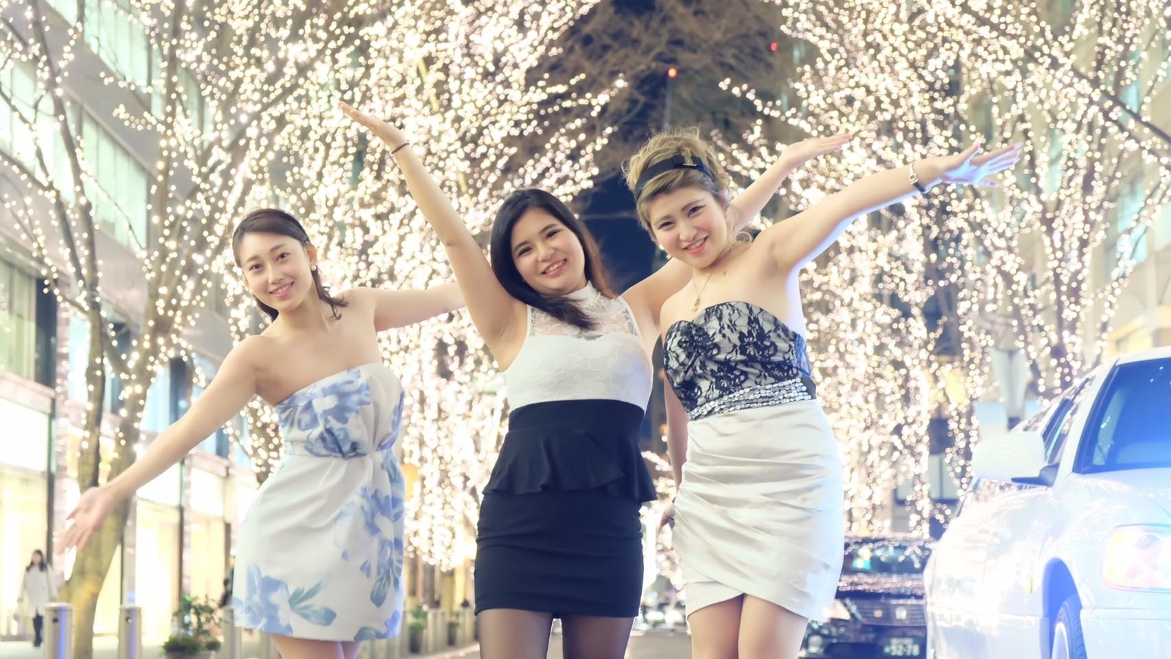 リムジンパーティーを東京で楽しむならLIMO JAPAN∞