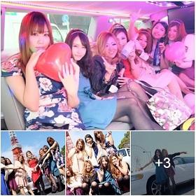 リムジン女子会も東京で探すなら