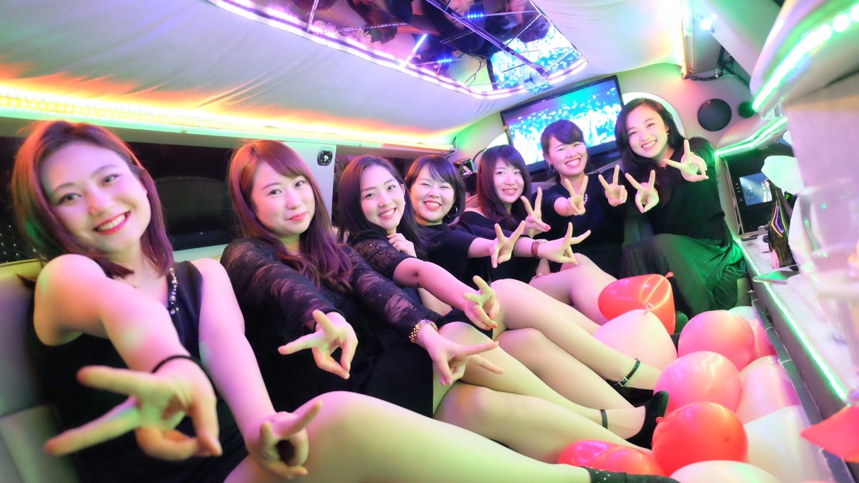 東京杉並区でリムジンレンタルならLIMO JAPAN∞