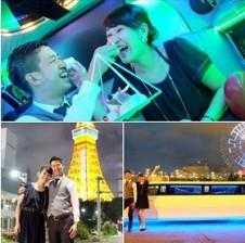 東京でカップルで楽しめる誕生日パーティー