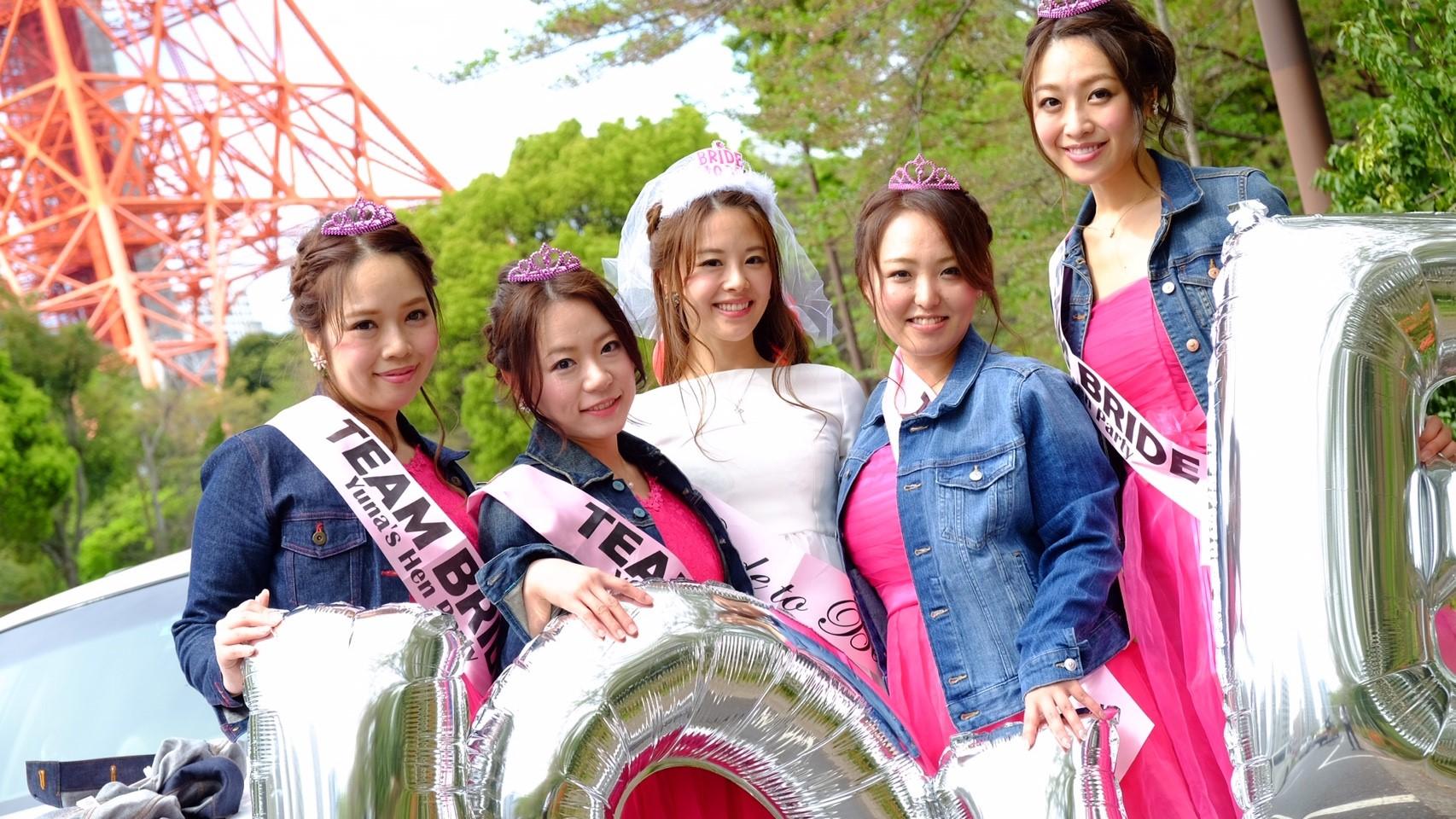 リムジン女子会12
