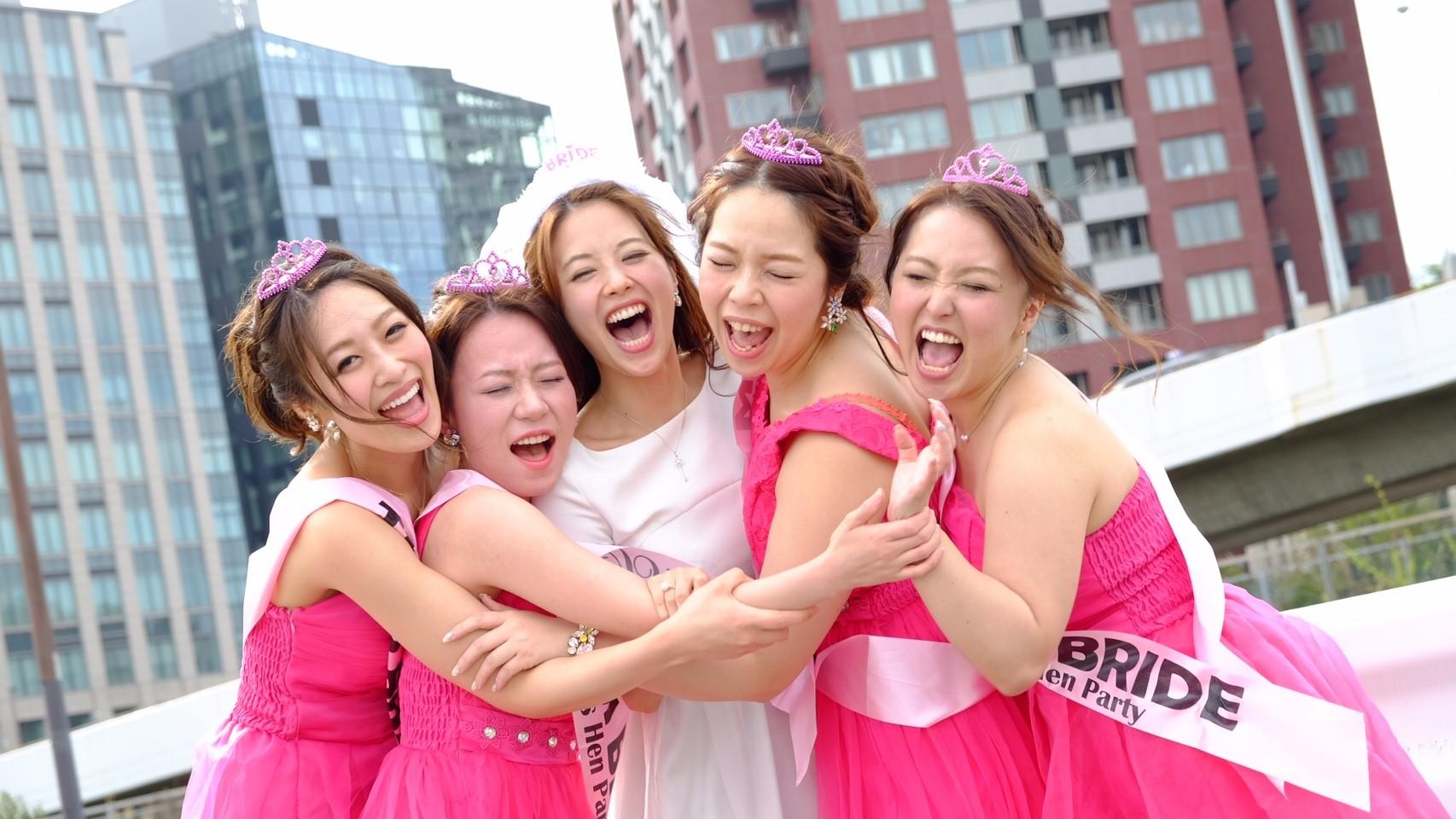 リムジン女子会3