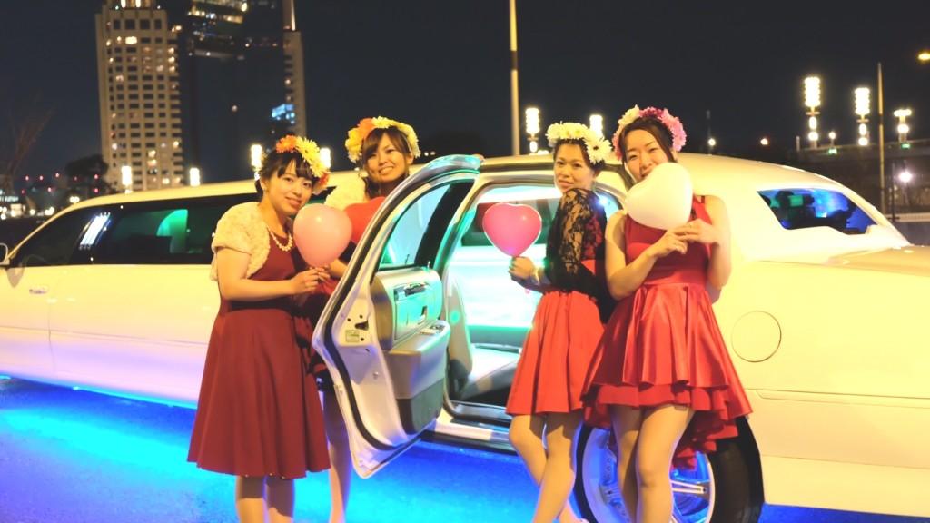 リムジン女子会で盛り上がれ女子会するならリムジンパーティー 3