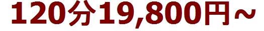 リムジンパーティー値段 19800円