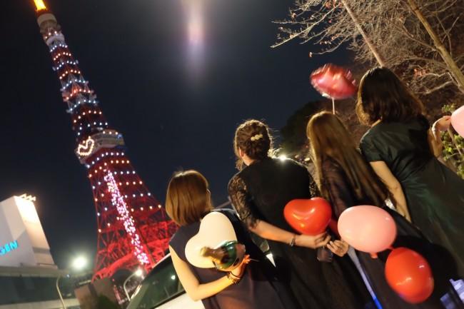 東京タワー 撮影2