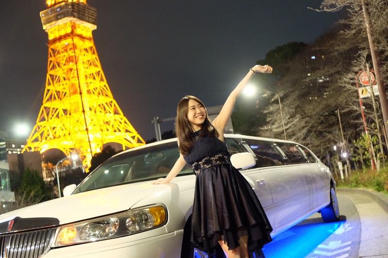 リムジンパーティーのドレスコーデ・ドレスコード編