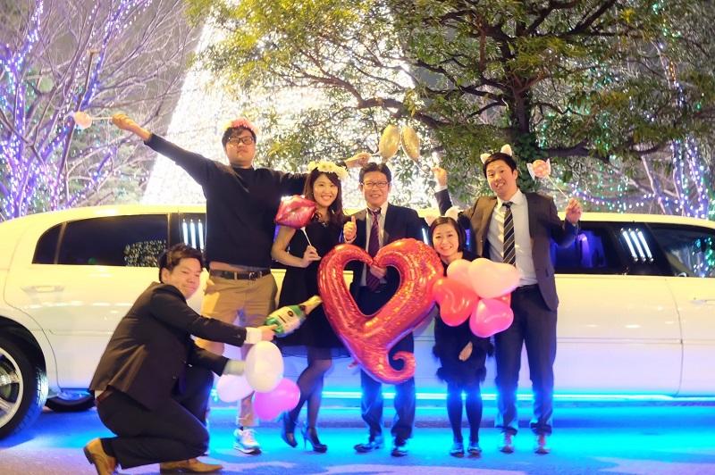 リムジンパーティー東京・名古屋・大阪