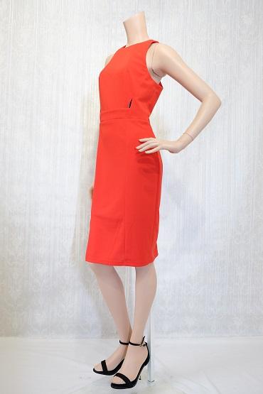 リムジンパーティードレス 赤ドレスNo4